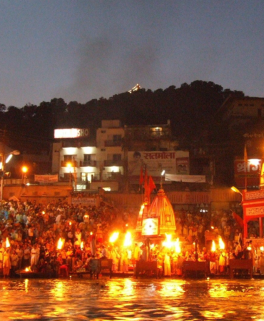 The Holy Morning Ride – Varanasi